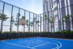 The Shore Hotel and Residences - Basketball Court