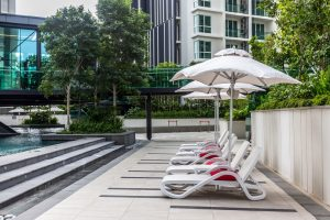 The Shore Hotel and Residences - Pool Area