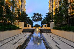 The Shore Hotel and Residences - Water Feature